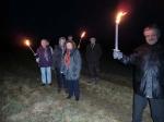 Fackelwanderung im Tal der Kelten - Die Kompakte am 19.01.2014