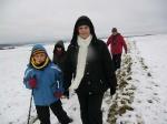 Fackelwanderung im Tal der Kelten am 26.01.2014