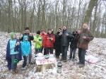 Fackelwanderung im Tal der Kelten am 29.01.2012