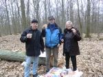 Ins Tal der Kelten Frühlingswanderung 04.03.2012