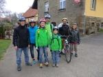 Radelspaß 2015 Ins Tal der Kelten mit dem Rad 26.04.2015