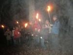 Wintersonnenwende im Tal der Kelten 18.12.2011